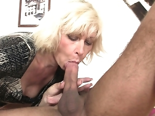 Fucks Her Seductive Mother-in-law