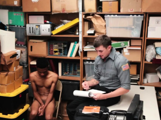 Xxx Move Police Nude Gay Sex Video Young, Black Male, No